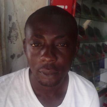 Tanyi Agborneke, 40, Douala, Cameroon
