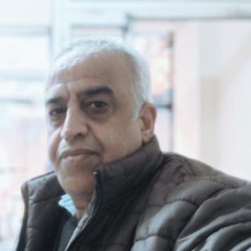 Serhat Ersönmez, 51, Istanbul, Turkey