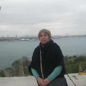 Olga Dergacheva, 56, Yasynuvata, Ukraine