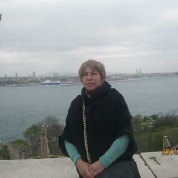 Olga Dergacheva, 58, Yasynuvata, Ukraine