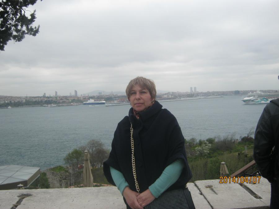 Olga Dergacheva, 59, Yasynuvata, Ukraine