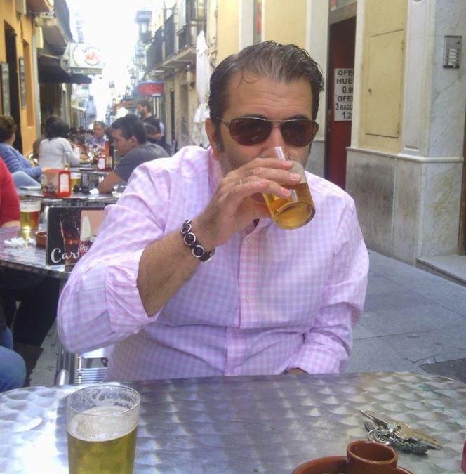 Pedro Jesus Jaen Gonzalez, 56, Badajoz, Spain
