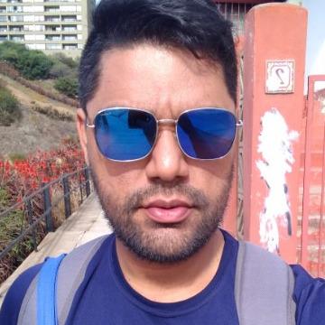 Eddy Santiago, 31, Vina Del Mar, Chile