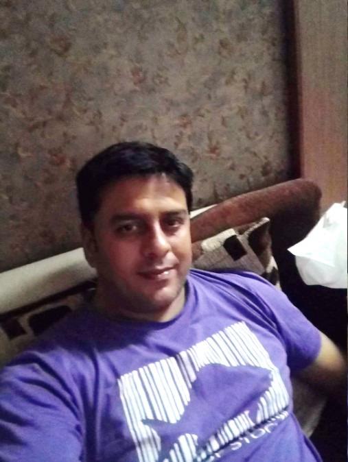 Ranjit Chawla, 41, Ahmedabad, India