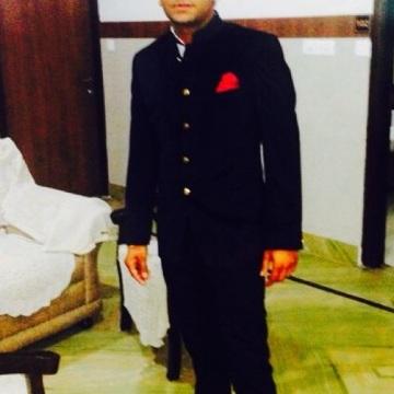 Mohit agarwal, 33, Jaipur, India