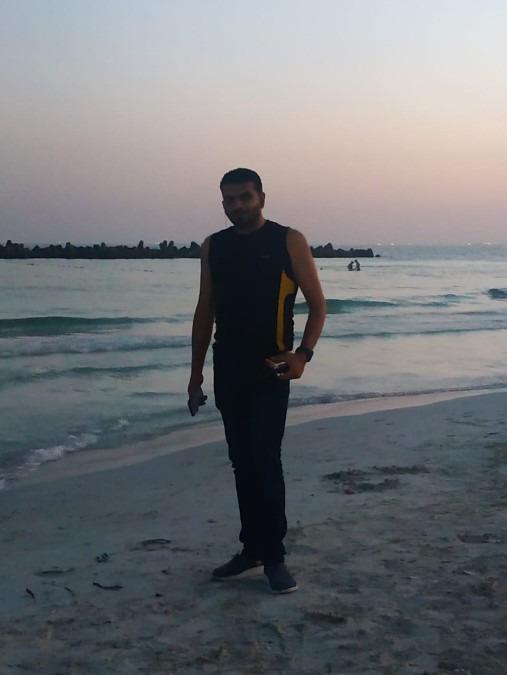Mohammad, 33, Cairo, Egypt