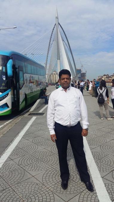 BASHIR UD-DIN, 35, Faisalabad, Pakistan
