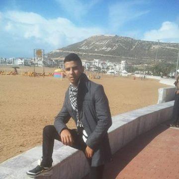 Anas EL, 27, Agadir, Morocco
