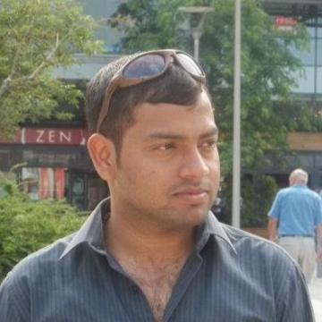 Rav, 31, Ni Dilli, India