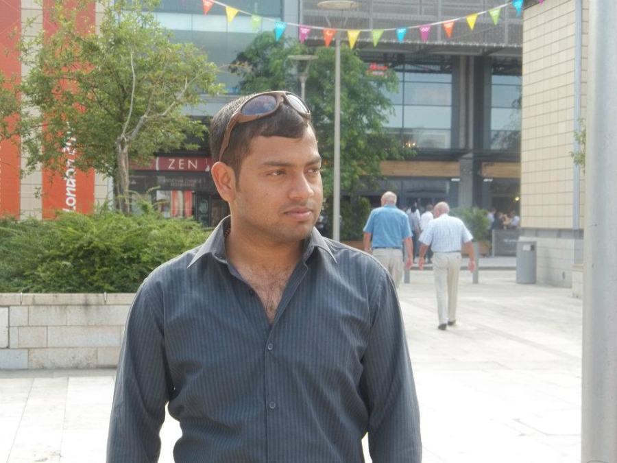 Rav, 30, Ni Dilli, India