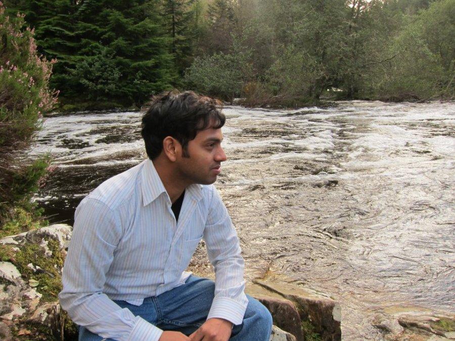 Rav, 32, Ni Dilli, India