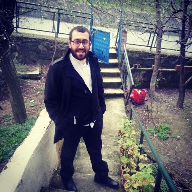 Ugur, 31, Istanbul, Turkey