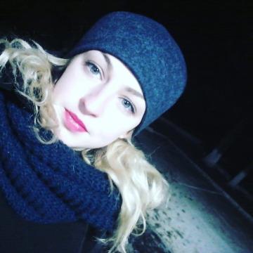 Liliia Slobodeniuk, 23, Kherson, Ukraine