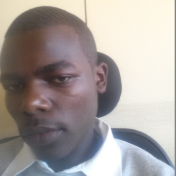 VINCENT, 29, Nairobi, Kenya