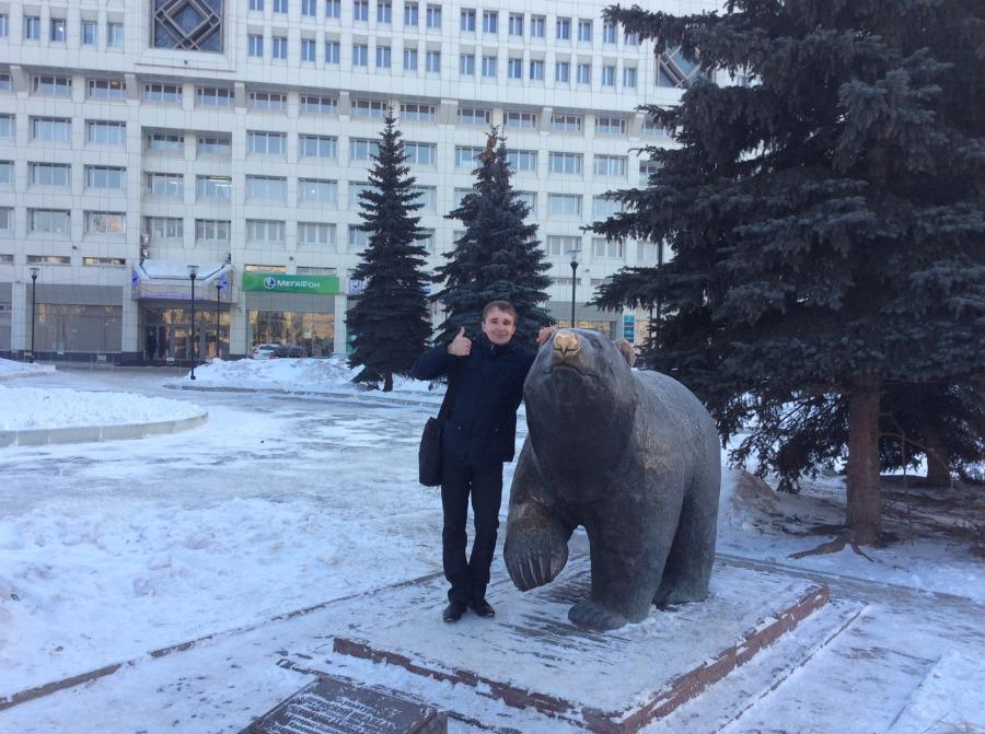 Dinar, 29, Ufa, Russian Federation