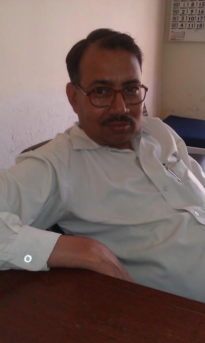 Suresh K Bhati, 53, New Delhi, India