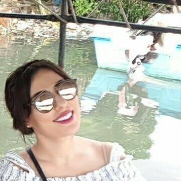 Myriam Ammar, 29, Doha, Qatar