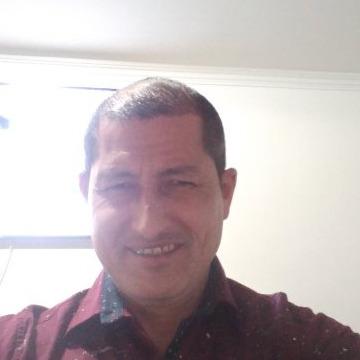 Angel Rodriguez Duran, 46, Bogota, Colombia