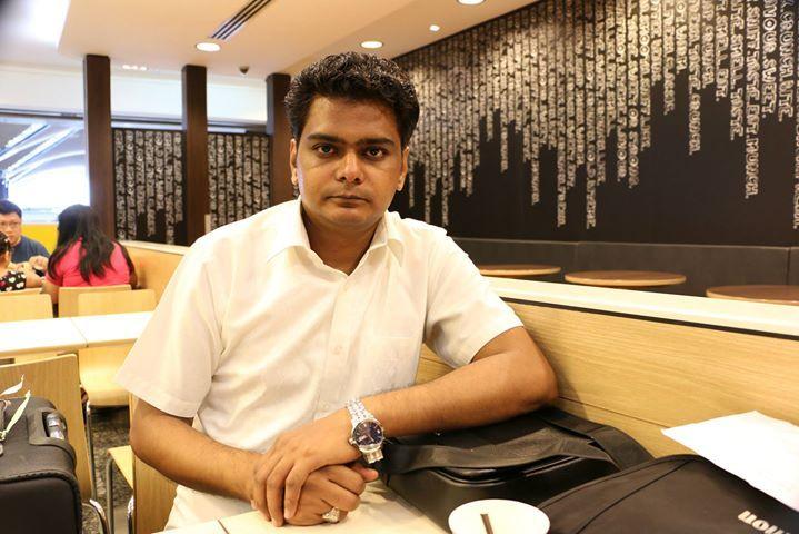Muhammad Shakil, 38, Kota Bharu, Malaysia