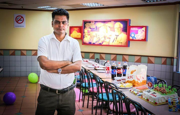 Muhammad Shakil, 37, Kota Bharu, Malaysia