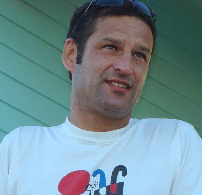 Gabriel Camilleri, 54, Gualeguay, Argentina