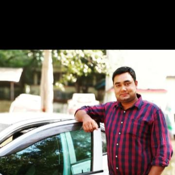 Kumar Sharma, 28, Bilaspur, India