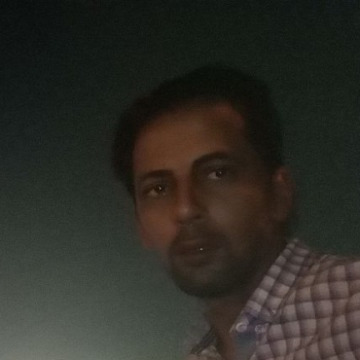 Mohammed Abdeen, 32, Cairo, Egypt