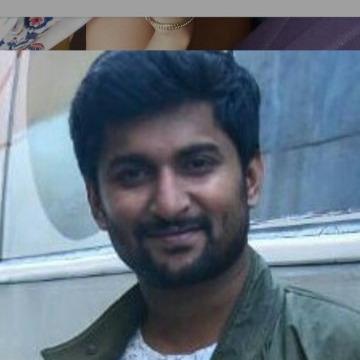 Niteesh Nàidu, 27, Hyderabad, India