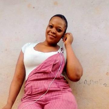 Sylvin Afumbom, 26, Yaounde, Cameroon