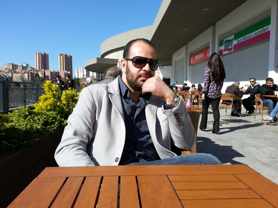 aldin, 33, Istanbul, Turkey