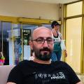 Kamil Melemez, 40, Istanbul, Turkey