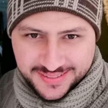 Yahya Allawy, 30, Dubai, United Arab Emirates