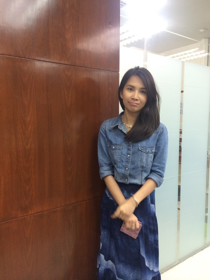 Inchat Thamjirapach, 32, Bangkok, Thailand
