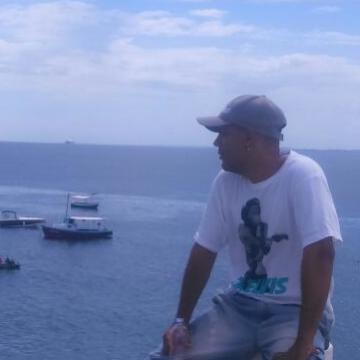 Edmilson Silva, 42, Salvador, Brazil