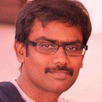 Mohan Manogaran, 38, Chennai, India