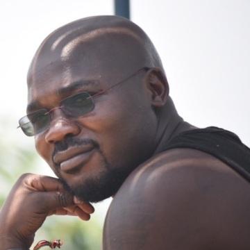 David Wanjala, 32, Kigali, Rwanda