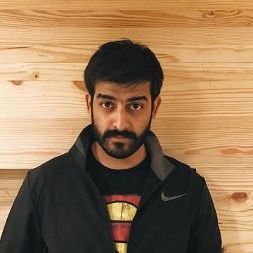 Yadhu Krishnan, 29, Bangalore, India