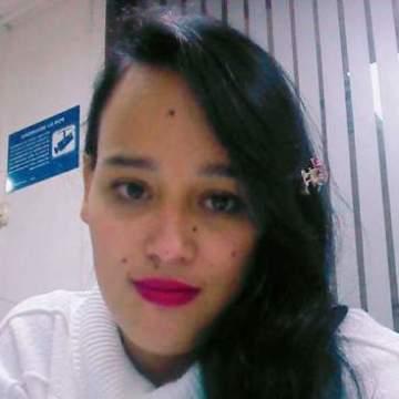 Alexandra Delgado, 30, Bogota, Colombia