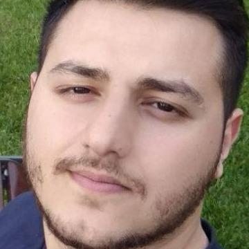 Niño Ülvi, 25, Baku, Azerbaijan