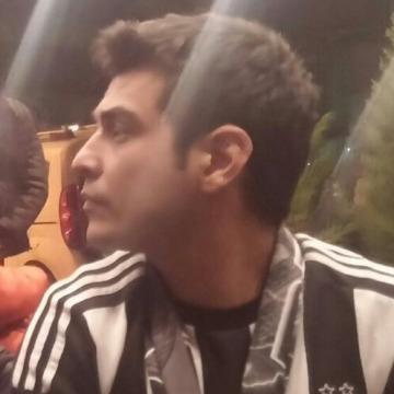 İhsan Çağlar Oruç, 29, Istanbul, Turkey