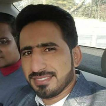 Saleem Khan, 26, Lahore, Pakistan