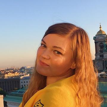 Nina, 29, Moscow, Russian Federation