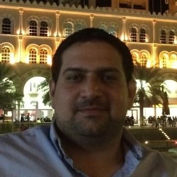 Khaldoun Al Moussli, 36, Sharjah, United Arab Emirates
