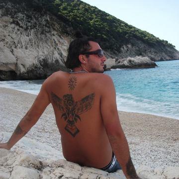 marko, 34, Pisa, Italy