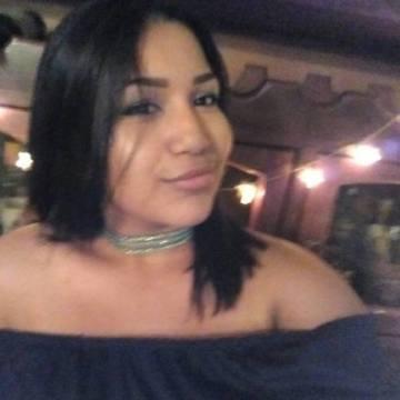 Estefania Cortez, 20, San Felipe, Venezuela