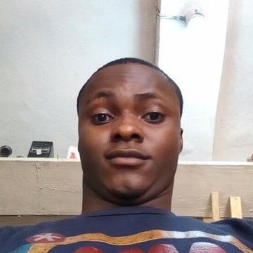 Emmanuel ferdinand, 20, Abuja, Nigeria