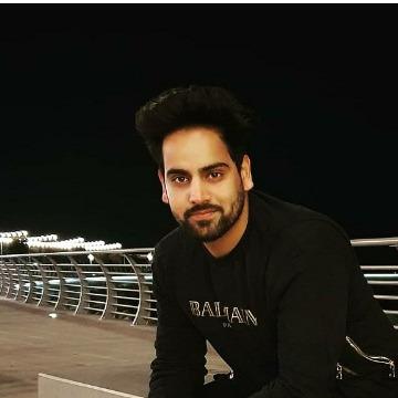 Sheikh Sami, 29, Dubai, United Arab Emirates