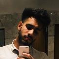 Rishabh Chauhan, 24, New Delhi, India