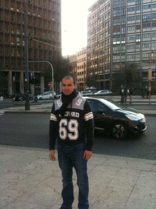 Zamen, 31, Sousse, Tunisia