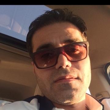 Rebwar, 40, Erbil, Iraq